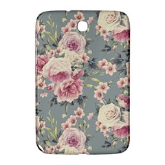 Pink Flower Seamless Design Floral Samsung Galaxy Note 8 0 N5100 Hardshell Case