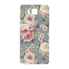 Pink Flower Seamless Design Floral Samsung Galaxy Alpha Hardshell Back Case
