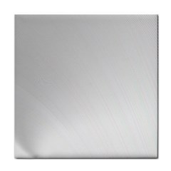 White Background Abstract Light Tile Coasters by Nexatart