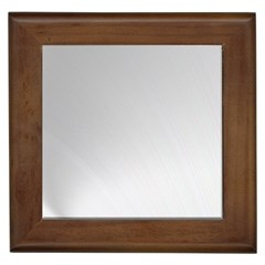 White Background Abstract Light Framed Tiles by Nexatart