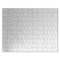 White Background Abstract Light Rectangular Jigsaw Puzzl