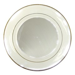 White Background Abstract Light Porcelain Plates