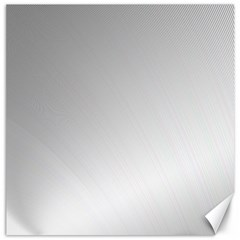 White Background Abstract Light Canvas 16  X 16