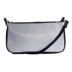 White Background Abstract Light Shoulder Clutch Bags