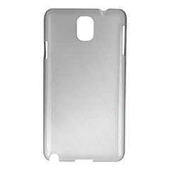 White Background Abstract Light Samsung Galaxy Note 3 N9005 Hardshell Case