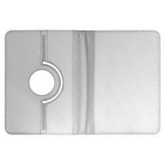 White Background Abstract Light Kindle Fire Hdx Flip 360 Case