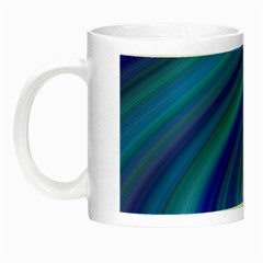 Oval Ellipse Fractal Galaxy Night Luminous Mugs