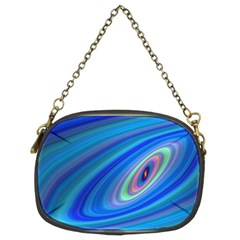 Oval Ellipse Fractal Galaxy Chain Purses (two Sides)  by Nexatart