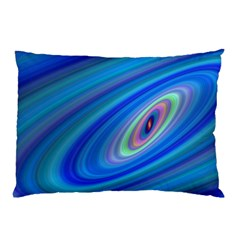 Oval Ellipse Fractal Galaxy Pillow Case (two Sides)