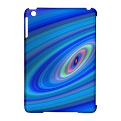Oval Ellipse Fractal Galaxy Apple Ipad Mini Hardshell Case (compatible With Smart Cover)