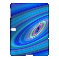 Oval Ellipse Fractal Galaxy Samsung Galaxy Tab S (10 5 ) Hardshell Case  by Nexatart
