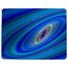 Oval Ellipse Fractal Galaxy Jigsaw Puzzle Photo Stand (rectangular)