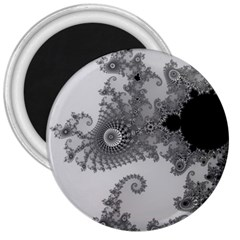 Apple Males Mandelbrot Abstract 3  Magnets