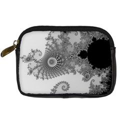 Apple Males Mandelbrot Abstract Digital Camera Cases by Nexatart