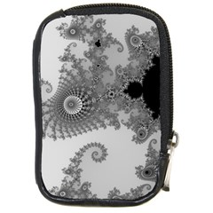 Apple Males Mandelbrot Abstract Compact Camera Cases by Nexatart