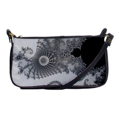 Apple Males Mandelbrot Abstract Shoulder Clutch Bags by Nexatart
