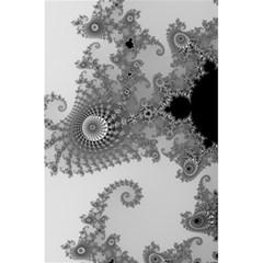 Apple Males Mandelbrot Abstract 5 5  X 8 5  Notebooks by Nexatart