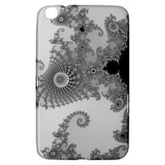 Apple Males Mandelbrot Abstract Samsung Galaxy Tab 3 (8 ) T3100 Hardshell Case