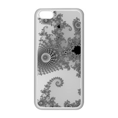 Apple Males Mandelbrot Abstract Apple Iphone 5c Seamless Case (white)