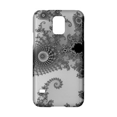 Apple Males Mandelbrot Abstract Samsung Galaxy S5 Hardshell Case