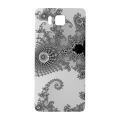 Apple Males Mandelbrot Abstract Samsung Galaxy Alpha Hardshell Back Case