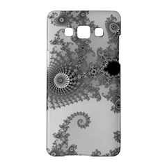 Apple Males Mandelbrot Abstract Samsung Galaxy A5 Hardshell Case