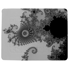 Apple Males Mandelbrot Abstract Jigsaw Puzzle Photo Stand (rectangular)