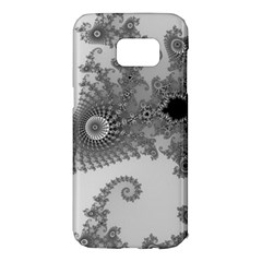 Apple Males Mandelbrot Abstract Samsung Galaxy S7 Edge Hardshell Case