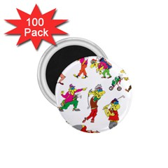 Golfers Athletes 1 75  Magnets (100 Pack)