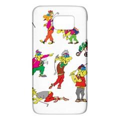 Golfers Athletes Galaxy S6