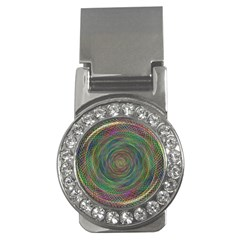 Spiral Spin Background Artwork Money Clips (cz)  by Nexatart