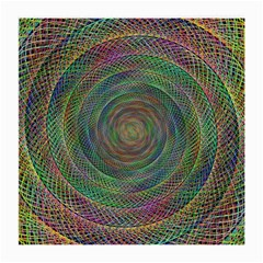 Spiral Spin Background Artwork Medium Glasses Cloth (2 Side)