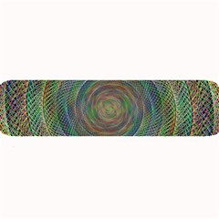 Spiral Spin Background Artwork Large Bar Mats