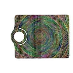 Spiral Spin Background Artwork Kindle Fire Hd (2013) Flip 360 Case by Nexatart