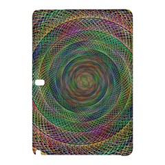 Spiral Spin Background Artwork Samsung Galaxy Tab Pro 10 1 Hardshell Case