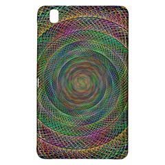 Spiral Spin Background Artwork Samsung Galaxy Tab Pro 8 4 Hardshell Case