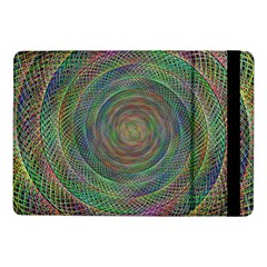Spiral Spin Background Artwork Samsung Galaxy Tab Pro 10 1  Flip Case by Nexatart