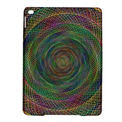 Spiral Spin Background Artwork Ipad Air 2 Hardshell Cases