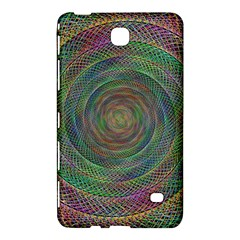 Spiral Spin Background Artwork Samsung Galaxy Tab 4 (7 ) Hardshell Case  by Nexatart