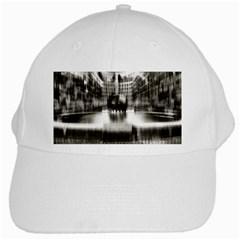 Black And White Hdr Spreebogen White Cap