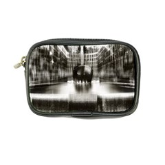 Black And White Hdr Spreebogen Coin Purse