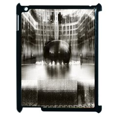 Black And White Hdr Spreebogen Apple Ipad 2 Case (black)