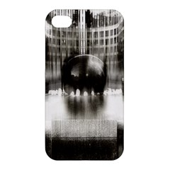 Black And White Hdr Spreebogen Apple Iphone 4/4s Hardshell Case
