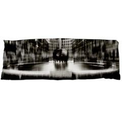 Black And White Hdr Spreebogen Body Pillow Case Dakimakura (two Sides)