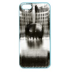 Black And White Hdr Spreebogen Apple Seamless Iphone 5 Case (color)
