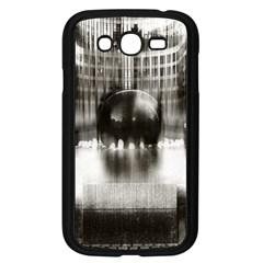 Black And White Hdr Spreebogen Samsung Galaxy Grand Duos I9082 Case (black)