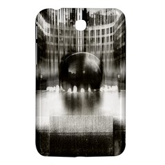 Black And White Hdr Spreebogen Samsung Galaxy Tab 3 (7 ) P3200 Hardshell Case  by Nexatart