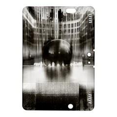 Black And White Hdr Spreebogen Kindle Fire Hdx 8 9  Hardshell Case by Nexatart