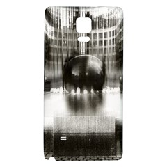 Black And White Hdr Spreebogen Galaxy Note 4 Back Case by Nexatart