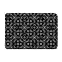 Kaleidoscope Seamless Pattern Small Doormat